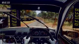 Dirt Rally 2.0, The dirty PUG LIFE, Everything Calisthenics fwd 80's Historic Live With Droors77