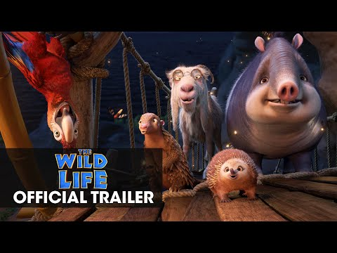 Commercial for The Wild Life (2016) (Television Commercial)