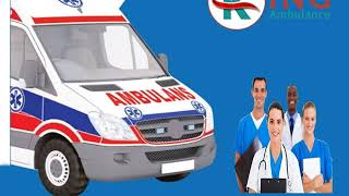 Book Low Cost ALS Support ICU Ambulance Service in Jamshedpur or Ranchi