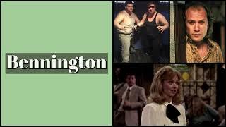 Bennington   Fetishes