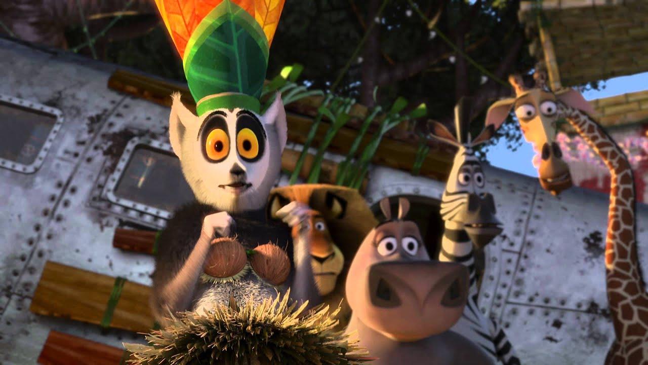 Trailer för Madagaskar 2