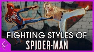 Why Spider-Man Fights Like That | Fighting Styles in Games Explained