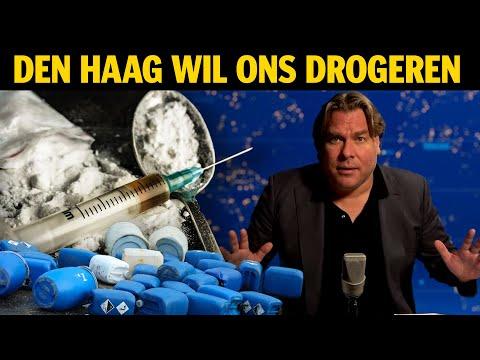 Jensen: Den Haag wil ons drogeren