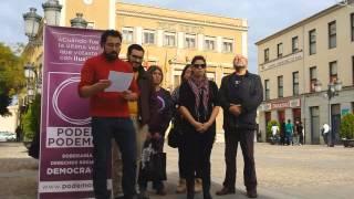 preview picture of video '13/11/14 - PODEMOS Elda elegirá Secretario General y Consejo Ciudadano'