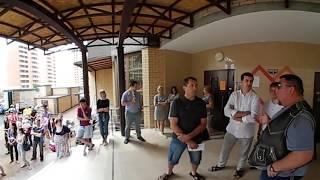 Собрание собственников ЖК Дуэт Краснодар 16.06.2018. Видео 360 градусов. Часть 2.