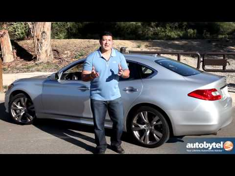 2012 Infiniti M37: Video Road Test and Review