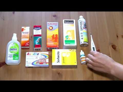 Video v článku Co si s sebou přibalit do lékárničky při cestování s dětmi