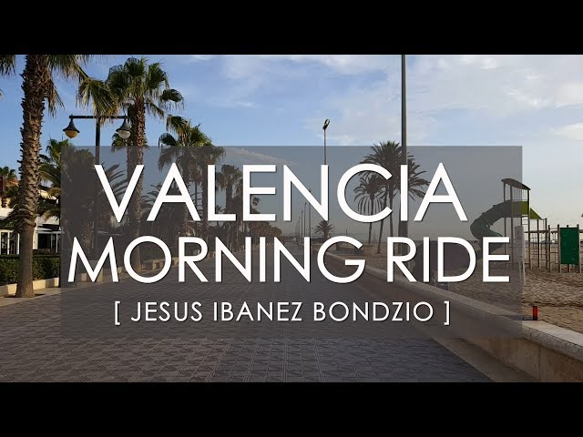 Valencia Spain | Morning Bike Ride