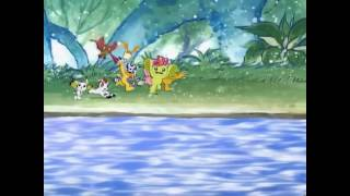 Digimon   Leb Deinen Traum (Last Episode Version) HD German