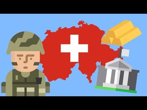 Чем Швейцария отличается от других стран ?