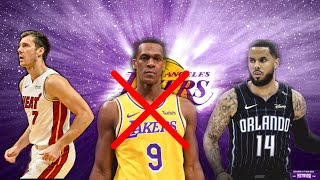 Top 4 FREE AGENT POINT GUARDS the LAKERS Should Sign! Realistic Free Agents. 2020 Lakers Rumors