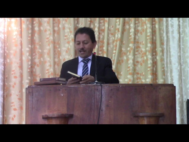 Seminario de Evangelismo – Culto Matutino – Pastor Antonio Martinez