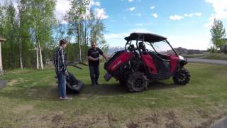Review of Siorfi Rear Seat and Roll Bar