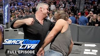 WWE SmackDown LIVE Full Episode, 21 March 2016