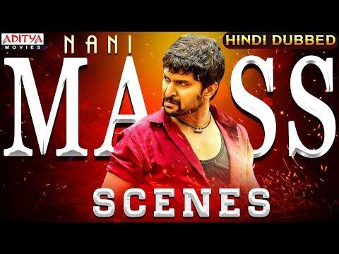 Nani Mass Scenes | Krishnarjuna Yuddham Hindi Dubbed | Nani, Anupama, Rukshar Dhillon