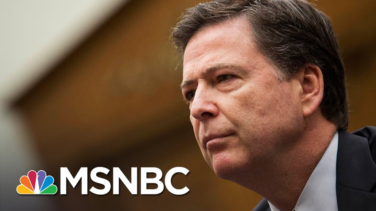 FBI Director James Comey Accused Of A Double Standard | MSNBC thumbnail