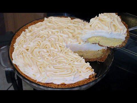 How to make a Lemon Icebox Pie