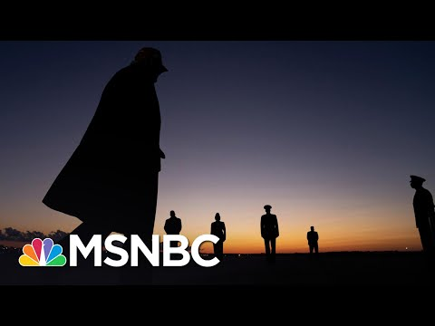 WAPO: Trump Seeks A MAGA Oasis In Florida After White House | The 11th Hour | MSNBC