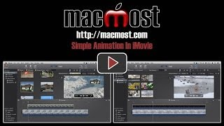Simple Animation In iMovie (#1007)