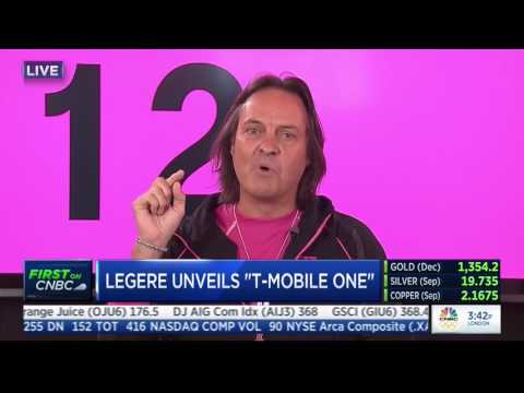 T-Mobile CEO Claims He Would Throw Potatoes At The Sprint CEO If They Had Dinner