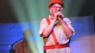 "DEVO - ""Mr. B's Ballroom"" live in Toronto - November 24, 2009"