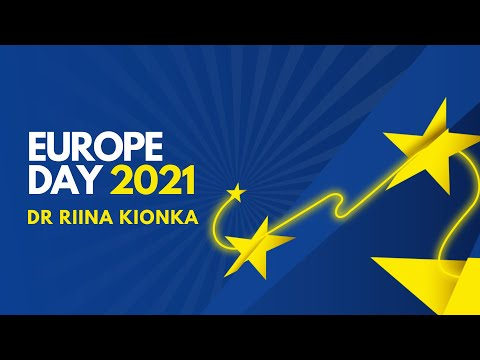 Dr Riina Kionka: Europe Day Message 2021