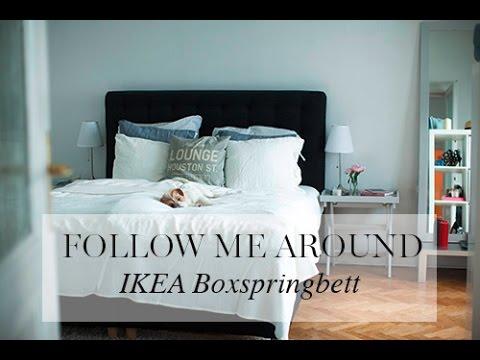#FMA- IKEA Boxspringbett