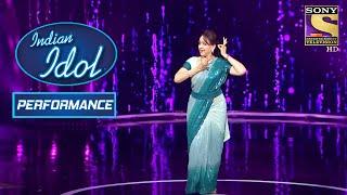 Hema Malini ने दिया भरतनाट्यम Dance पे सुंदर Performance | Indian Idol Season 12