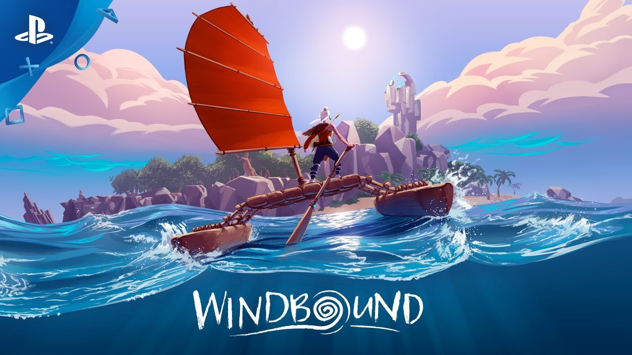 Survival Adventure Windbound Storms to PS4 August 28