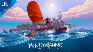 PlayStation Windbound - Announce Trailer anuncio