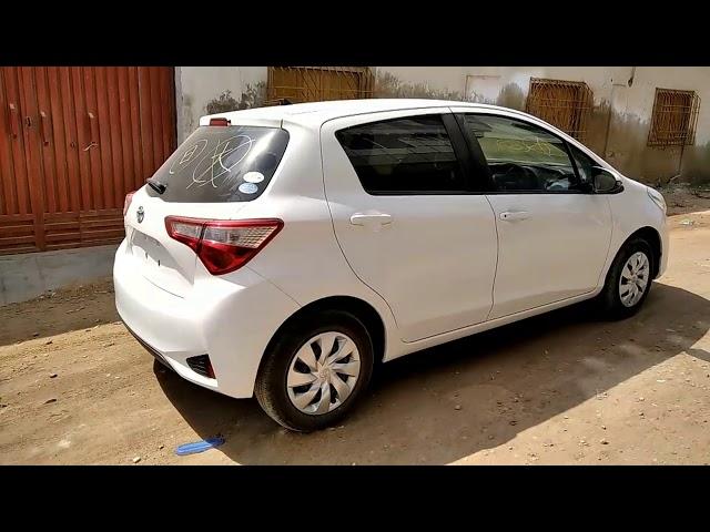 Toyota Vitz F 1.0 2018 for Sale in Karachi