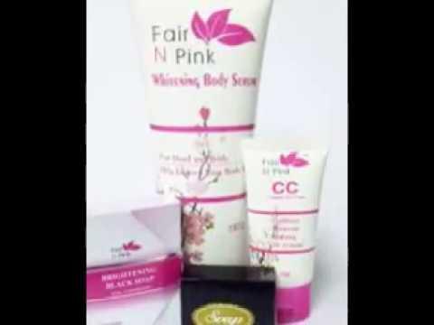 Paket Fair N Pink Skincare Original Harga Grosiran