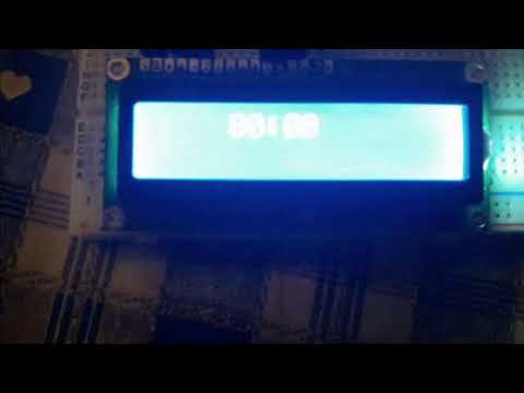 Arduino Clock with Manually Time Set (LCD and Keypad)