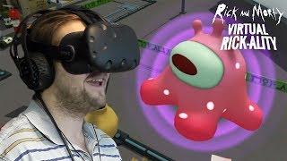 У КЛОНА ПОЯВИЛСЯ ДРУГ ► Rick and Morty: Virtual Rick-ality #3
