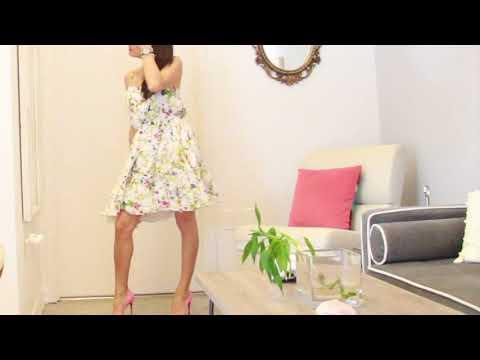 Summer Dresses Lookbook Try on