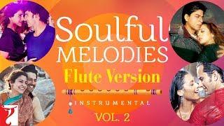 Flute Version – Soulful Melodies   Vol. 2   Audio Jukebox   Instrumental   Vijay Tambe