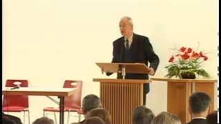 """""""Fiabilité et crédibilité de la Bible"""" avec Henri Blocher"""