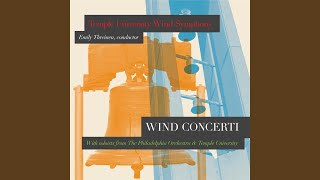 Oboe Concerto (For Solo Oboe & Wind Ensemble)