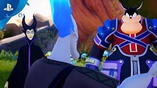 Kingdom Hearts III - Orchestra 2017 Trailer | PS4 - dooclip.me