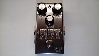 Собираем Fuzz Tone Reaper (EarthQuaker Devices)