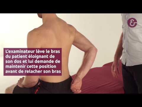 La douleur dans les muscles entre les côtes