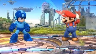 Super Smash Bros 4 Characters, Moves Stages Final Smash Analysis (WII U / 3DS Gameplay) All HD