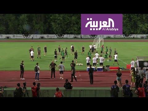 العرب اليوم - شاهد: نادي روما يخصص مبارة لتكريم الطاقم الطبي في مواجهة
