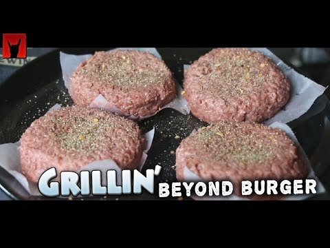 Download Grillin' the Beyond Burger Mp4 HD Video and MP3