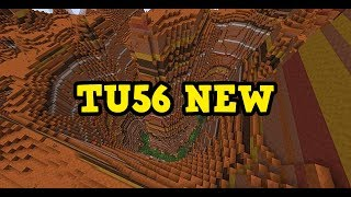 Minecraft Xbox One - TU56 FIRST GAMEPLAY - NEW MAP