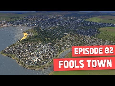 THE FINAL EPISODE - Cities Skylines #82