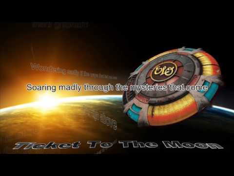 Electric Light Orchestra - Ticket To The Moon (Lyric Video)