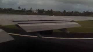preview picture of video 'Despegue vuelta-Isla-Mauricio-Londres'