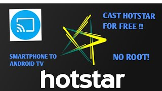 hotstar app not casting on tv - TH-Clip