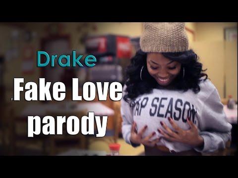 Fake Love - Drake Parody (Fake Butt) 😍